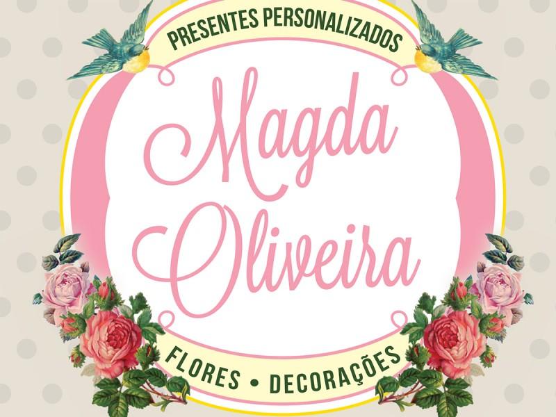 Identidade Visual – Magda Oliveira – Organização de Eventos