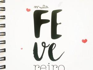 Fé e folia, é carnaval no Brasil.  Alegre seu coração.