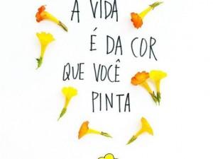 A vida é..