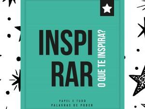 O que te inspira