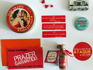 Kit do amor – kit beijo