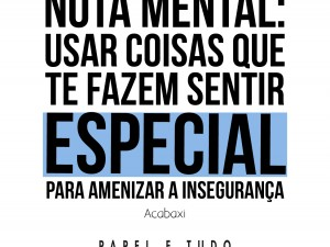 Nota Mental…