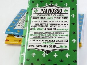 CADERNINHO ORAÇÃO DO PAI NOSSO