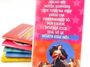 Caderninho Santos – Nossa Senhora