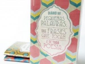 Caderninho Diário das Pequenas Palavras
